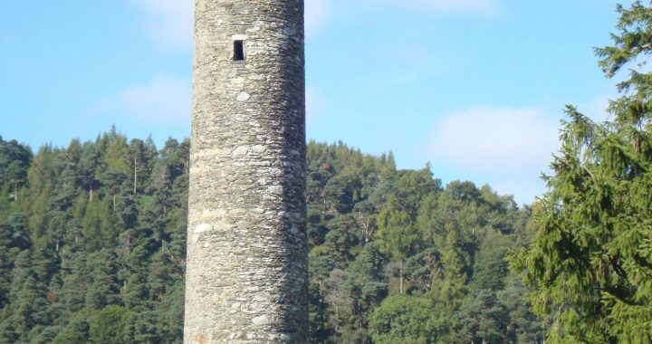 Round Towers Are Special To Ireland