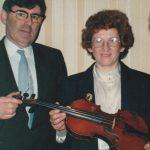 John Hassett & Kathleen Cleary