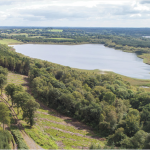 Knockdrin Castle comes with 80 acres in a lake along with other lands