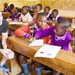 Macauley visits Kenya with Concern in 2018
