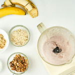Breakfast Booster Banana & Oatmeal Smoothie